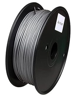 Filament D'imprimante 3D, Consommables D'imprimante 3D, Filament À Base De PLA, 1,75 Mm, Spool À 0,5 Kg, Teneur En Métal…