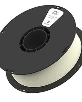 Filament d'imprimante 3D, filament de 1,75 mm, matériau K5 HIPS, polystyrène résistant aux chocs, spool de 1 kg (2.2LB…