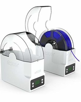 Filamentpla,3d Filament Filament de stockage Support 3D imprimante Filament Box Tenue Filament de mesure Filament poids…