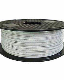 Filamentpla,3d Filament Imprimante 3D Filament PLA 1.75mm 2.85mm for choisir 500g / 1Kg pierre fil texture de la roche…
