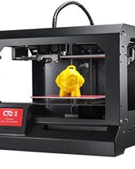 Forme Aker 4en 1Imprimante 3D–avec la possibilité d'une double tête 3D Extrusion Imprimante, Fraise à CNC PCB Gomme, ou un Graveur Laser, les tous dans une machine à être