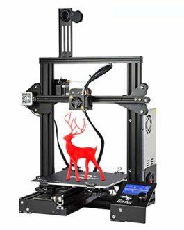 Imprimante 3D Creality Ender 3, Imprimante 3D en kit à Cadre entièrement métallique avec Grande Taille d'impression 220…