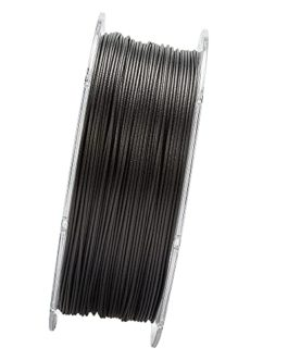 PETG-CF 3d Printer Filament 1.75mm Carbon Fiber Filled Petg Reinforced Material Anti-static and Anti-interference 1kg…
