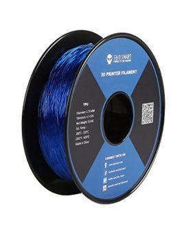 SainSmart 21–028–224Flexible TPU Filament pour imprimantes 3d, 1.75mm, 1kg, Bleu