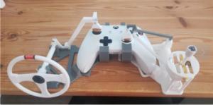 Read more about the article Kit de conversion de voiture pour manette de Xbox One #3DThursday