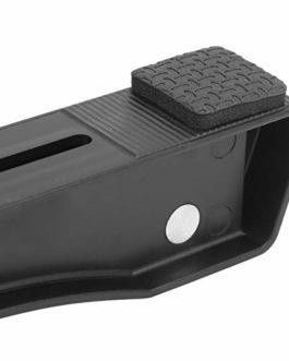 Support de bobine d'imprimante 3D, support de bobine de filament d'imprimante 3D en acier à roulement professionnel de température noir pour consommables d'imprimante 3D