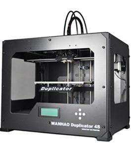 Wanhao Duplicator 4S Double extrudeuse Imprimante 3D