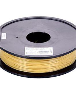 Water Soluble PVA Filament 3D Printer Filament 0.5KG(1.1LBS) 3D Printing Filament Support Material for 3D Printer…