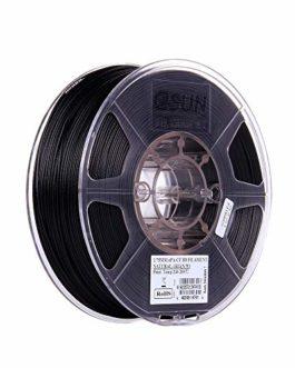 Xiaomindian 1.75mm en Fibre de Carbone Rempli Filament 1KG 2.2lb Spool Consommables Recharges matériau Naturel for Les…