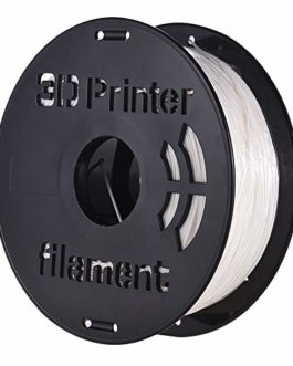 Xiaomindian Diamètre de 1,75 mm de diamètre PC Polycarbonate Filament 3D Matériau d'impression pour imprimantes 3D…