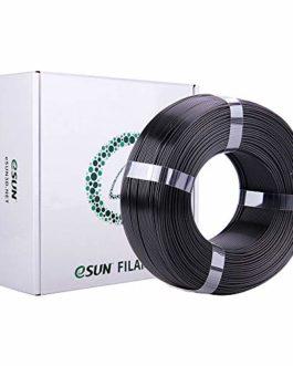 eSUN PLA+ Recharge de Filament 1.75mm, Imprimante 3D Filament PLA Plus, Précision Dimensionnelle +/- 0.03mm, 1KG (2.2…