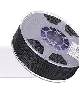 3D Printer Filament, PET K7CF Filament, Carbon Fiber Reinforced PET Material, Carbon Fiber Filament, Black Filament…