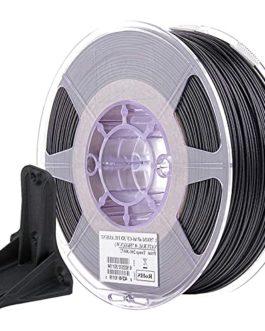 3D Printer Filament, PETG Carbon Fiber Filament, Carbon Fiber Reinforced PETG Material, Black Filament, 1.75mm, 1kg2.2lb…