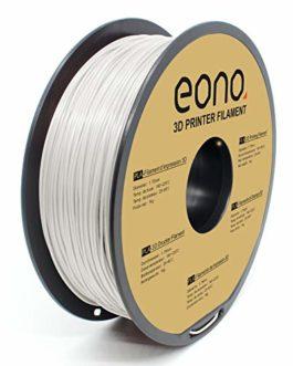 Amazon Brand-Eono Filament PLA pour imprimante 3D, à forte adhérence et excellentes performances d'angles d'impression…