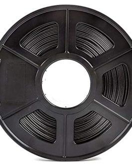 Carbon Fiber PETG 1KG 1.75 3D Printer Filament, Dimensional Accuracy +/- 0.03 mm, High Strength, High Temperature…
