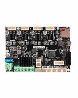 Creality Upgrade Ender 3 V4.2.7 Silent Motherboard with TMC2225 Driver BootLoader for Ender-3 V2/Ender-3 Pro/Ender-5…