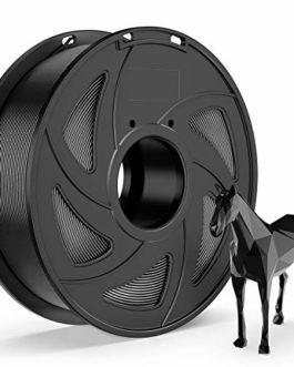 E-DA Filament ABS 1,75 mm, 1 kg, compatible avec la plupart des imprimantes 3D, Rouge, 10