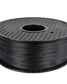 Fibre de carbone Polycarbonate de 1,75mm 3D Filament d'imprimante, remplissage de fibre de carbone, précision…