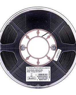 Filament PA-CF 1.75mm, matériau en fibre de carbone en nylon, haute résistance, spool de 1 kg, noir