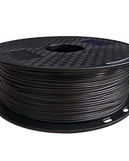 Filament de fibre de carbone 1.75mm, matériau composite de fibre de carbone PETG, filament d'imprimante 3D, spool de 1…