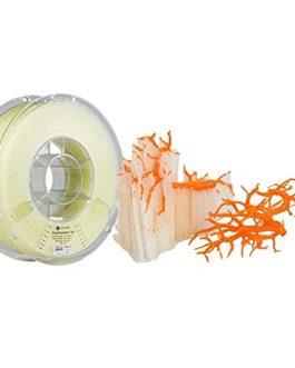 Filament d'imprimante 3D PVA 1,75mm 750g Rouleau Excellente puissance dissolvante facile à imprimer des modèles…