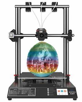 GEEETECH Imprimante 3D A30T avec impression mixte, conception à trois extrusions, kit de bricolage à assemblage rapide…