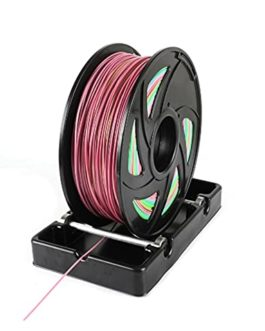 GOUJI Liupin Store Titulaire de la Bobine de Filament Supports de matériel de Plateau Matériau Content pour Prusa I3 MK2…