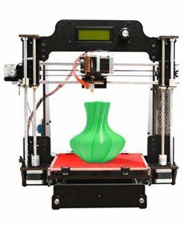 Geeetech Kit de bricolage pour imprimante bois 3D Prusa i3 Pro avec Wifi Cloud Imprimer Taille 200 X 200 X 180 mm