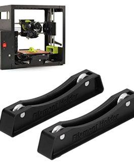 01 Support de Bobine de Filament pour imprimante 3D, Support de Bobine de Filament de Petite Taille et léger avec 2…