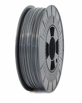 ICE Filaments® PLA filament, 1.75mm, 0.75 kg, Galvanized Grey