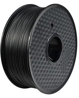 PC Polycarbonate Filament 1.75mm 3D Filament d'impression 1 kg SPOOL Précision dimensionnelle +/- 0.03mm