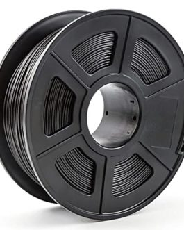 PETG-CF 3D Printer Filament Carbon Fiber Filled PETG Reinforced Material Anti-static and Anti-interference 1.75mm 1kg(2…