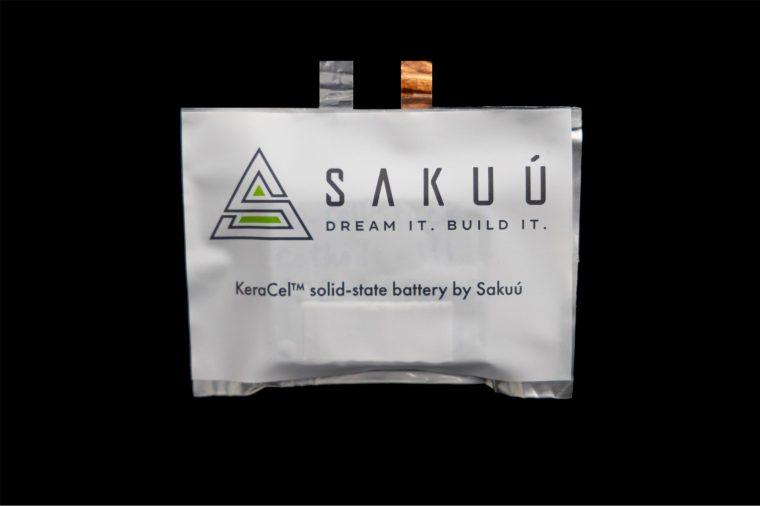 Read more about the article Première batterie au lithium solide produite par la start-up d'impression 3D Sakuu