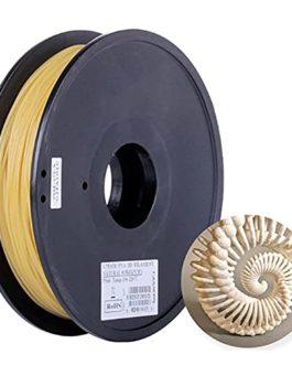 Water Soluble PVA Filament 3D Printer PVA Filament 1.75mm or 2.85mm 0.5KG 1.1LBS 3D Printing Filament Support Material…