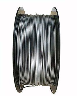 Accessoires d'imprimante 20% métal + 80% PLA imprimante 3D Filament métal PLA Filament 1.75mm Bronze Aluminium Aluminium…