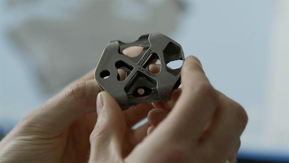 Read more about the article Materialise imprime en 3D 20 000 pièces de vélo pour une marque haut de gamme