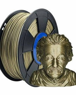 Filament de imprimante 3D ZIRO PLA Basic Color Series 1,75 mm 1 kg (2,2 lbs), précision dimensionnelle +/- 0,03 mm,Cyan