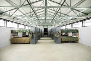 Read more about the article La plus grande structure imprimée en 3D en Amérique du Nord : une caserne militaire au Texas
