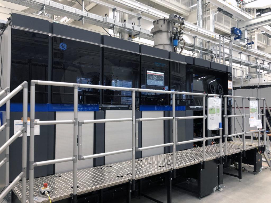 You are currently viewing Un partenariat avec GE Additive pour créer une centrale d'impression 3D en métal BEAMIT