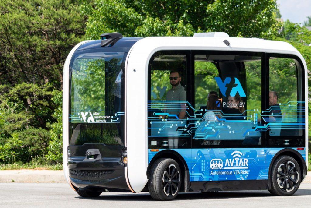 Read more about the article Le véhicule autonome imprimé en 3D Olli arrive à l'Eastern Michigan University