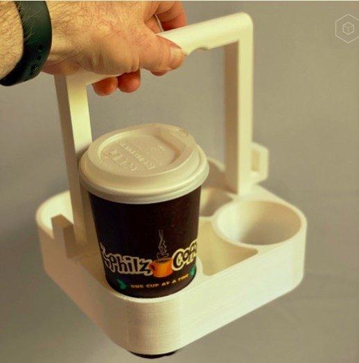 Read more about the article Porte-café #3Dprinting #3DThursday