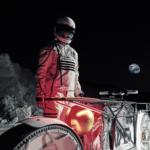 Le premier concept de bicyclette électrique lunaire a des roues en forme de ballon imprimées en 3D.