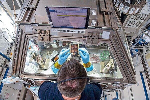 You are currently viewing La NASA finance des matériaux d'impression 3D antimicrobiens pour des applications spatiales